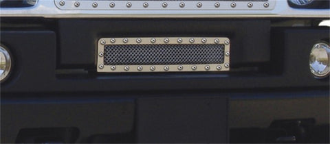 T-Rex X-Metal Studded Bumper Grille - Stainless Steel 6722900