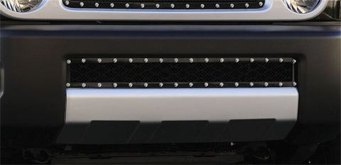 T-Rex X-Metal Studded Bumper Grille - All Black 6729321