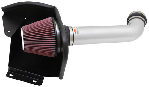 K&N Typhoon Air Intake Kits - Silver 69-2546TS KNN69-2546TS