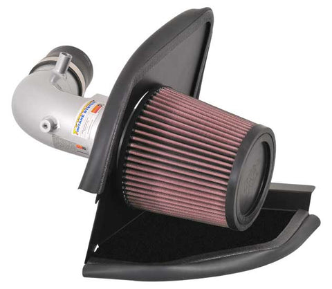 K&N Typhoon Air Intake Kits - Silver 69-6011TS KNN69-6011TS