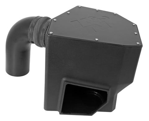 K&N Blackhawk Air Intake Kits - Black 71-1562 KNN71-1562
