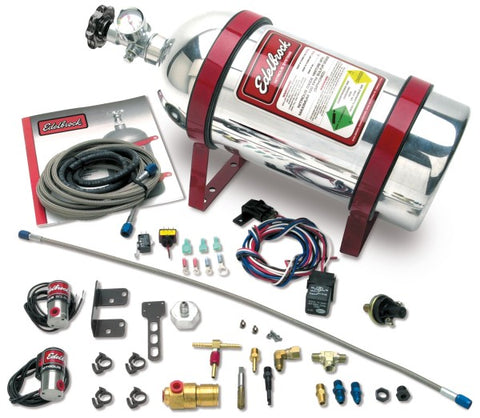 Edelbrock Performer EFI Dry System Nitrous Oxide Injection System Kit 71007