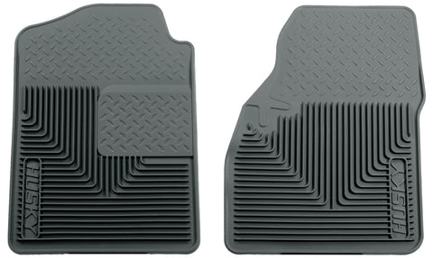Husky Liners Heavy Duty Floor Mats - Grey 51032 HUS51032