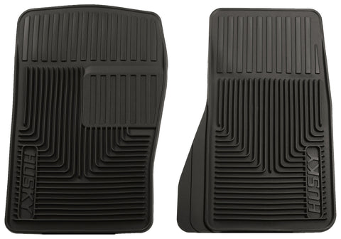 Husky Liners Heavy Duty Floor Mats - Black 51071 HUS51071