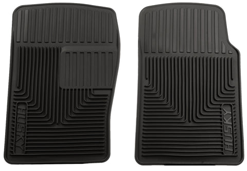 Husky Liners Heavy Duty Floor Mats - Black 51091 HUS51091