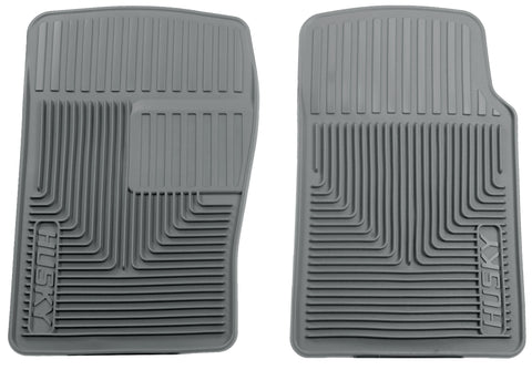 Husky Liners Heavy Duty Floor Mats - Grey 51092 HUS51092