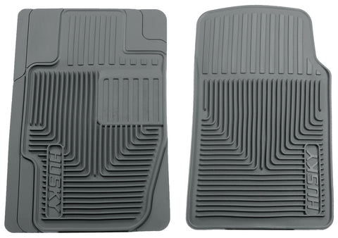 Husky Liners Heavy Duty Floor Mats - Grey 51112 HUS51112