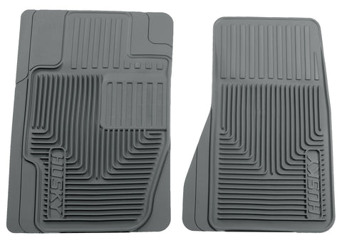 Husky Liners Heavy Duty Floor Mats - Grey 51122 HUS51122