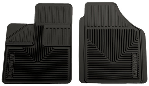 Husky Liners Heavy Duty Floor Mats - Black 51141 HUS51141