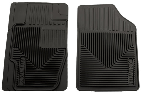 Husky Liners Heavy Duty Floor Mats - Black 51171 HUS51171