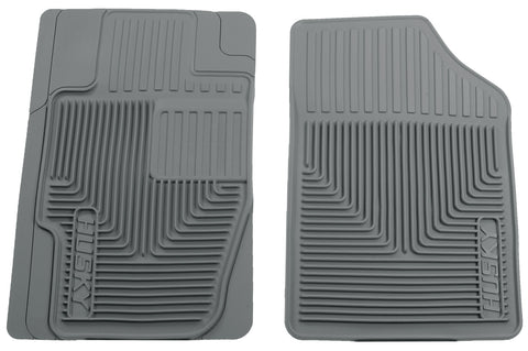 Husky Liners Heavy Duty Floor Mats - Grey 51172 HUS51172