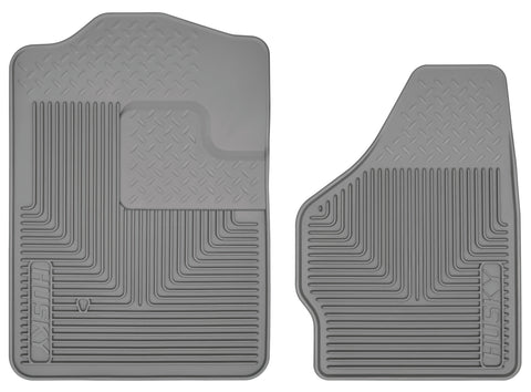 Husky Liners Heavy Duty Floor Mats - Grey 51202 HUS51202