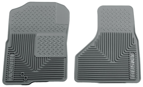 Husky Liners Heavy Duty Floor Mats - Grey 51222 HUS51222