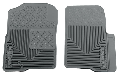 Husky Liners Heavy Duty Floor Mats - Grey 51232 HUS51232