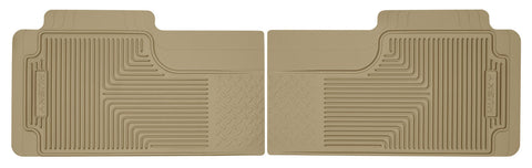 Husky Liners Heavy Duty Floor Mats - Tan 52013 HUS52013