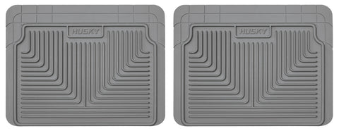 Husky Liners Heavy Duty Floor Mats - Grey 52022 HUS52022