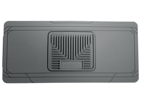 Husky Liners Heavy Duty Floor Mats - Grey 53002 HUS53002