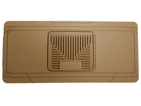 Husky Liners Heavy Duty Floor Mats - Tan 53003 HUS53003