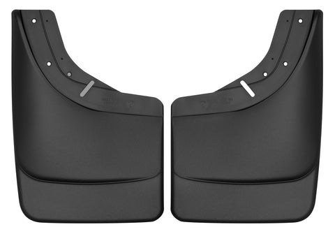 Husky Liners Front Or Rear Mud Guards - Black 56221 HUS56221