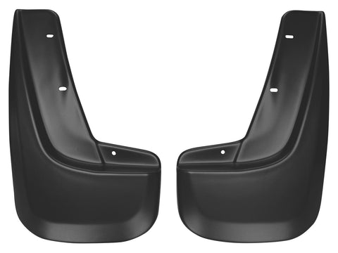 Husky Liners Front Mud Guards - Black 56921 HUS56921