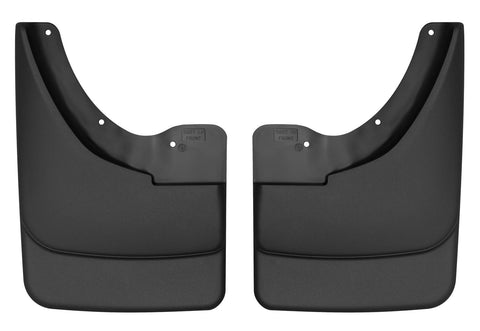 Husky Liners Rear Mud Guards - Black 57361 HUS57361
