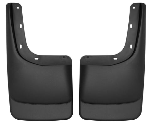 Husky Liners Rear Mud Guards - Black 57591 HUS57591