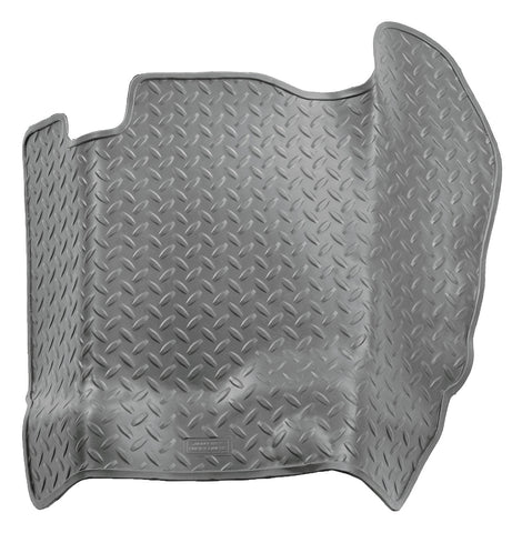 Husky Liners Center Hump Floor Liner - Grey 82202 HUS82202