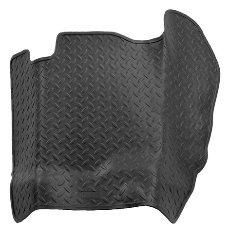 Husky Liners Center Hump Floor Liner - Black 83241 HUS83241