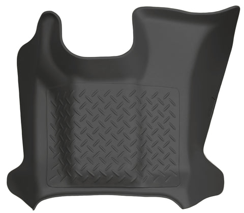 HUSKY BLACK CENTER HUMP FLOOR LINER 2011-2013  F-250 SD, 2011-2013  F-350 SD, 20