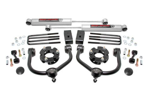 Nissan Titan Lift Kit - 3in