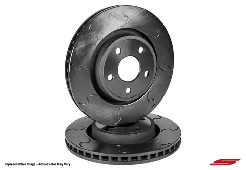 2015-2019 Ford Mustang Ecoboost Rear Chicane Series Rotors (Non-P.P.)  FOR1731CS