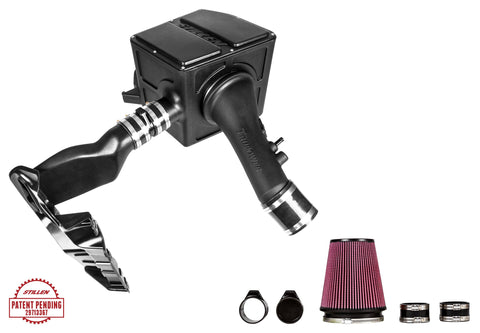 2014-2020 Toyota Tundra Trupower by STILLEN Cold Air Intake Oiled Filter - TP403200