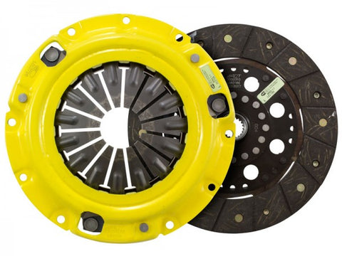 ACT Clutch Kit - Xtreme Pressure Plate With Performance Street Rigid Disc MB1-XT