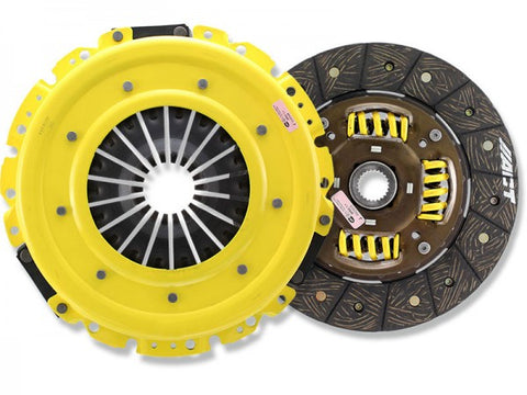 ACT Clutch Kit - Monoloc Xtreme Pressure Plate With Performance Street Sprung Di