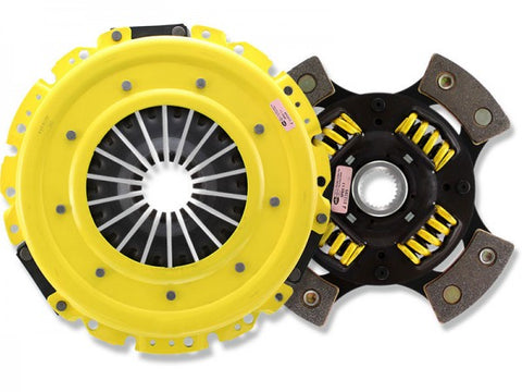 ACT Clutch Kit - Monoloc Xtreme Pressure Plate With Race Sprung 4 Pad Disc ZX6-X