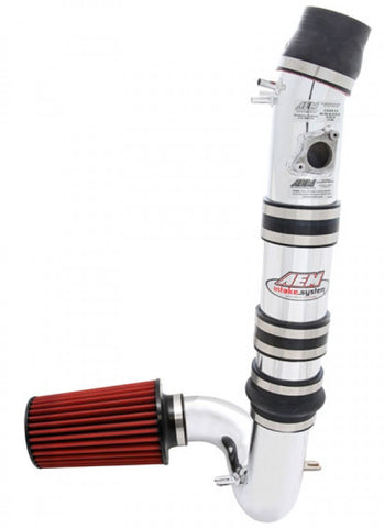 AEM Cold Air Intake System - Polished 21-485P AEM21485P