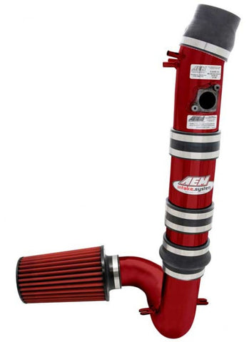 AEM Cold Air Intake System - Red 21-485R AEM21485R