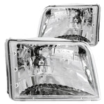 Anzo Headlights - Chrome 111036 ANZO111036