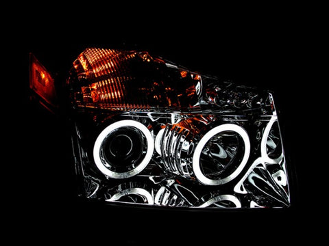 Anzo Headlights - Crystal Chrome 111094 ANZO111094