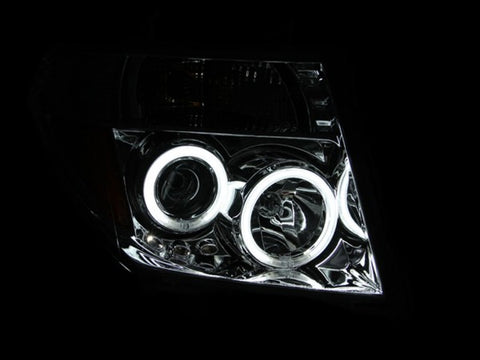 Anzo Headlights - Chrome 111112 ANZO111112