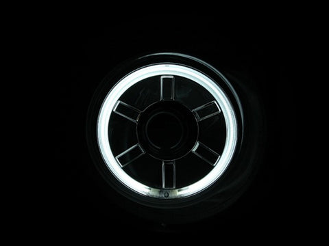Anzo Headlights - Chrome 111115 ANZO111115