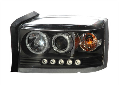 Anzo Headlights - Black 111124 ANZO111124