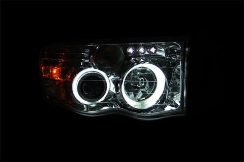 Anzo Headlights - Chrome 111165 ANZO111165