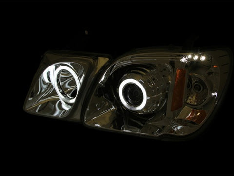 Anzo Headlights - Chrome 111169 ANZO111169