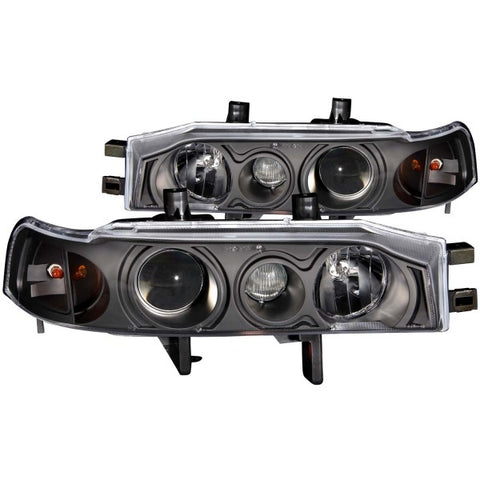 Anzo Headlights - Black 121048 ANZO121048