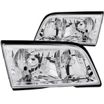 Anzo Headlights - Chrome 121081 ANZO121081