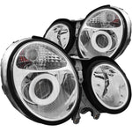 Anzo Headlights - Chrome 121086 ANZO121086