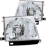 Anzo Headlights - Chrome 121132 ANZO121132