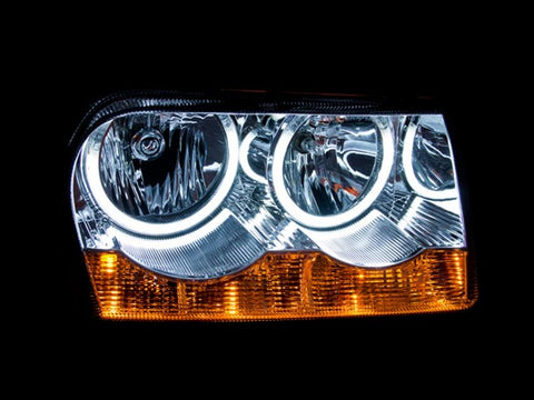 Anzo Headlights - Chrome 121137 ANZO121137