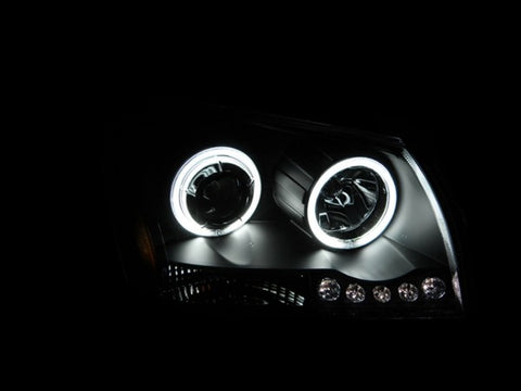 Anzo Headlights - Black 121220 ANZO121220